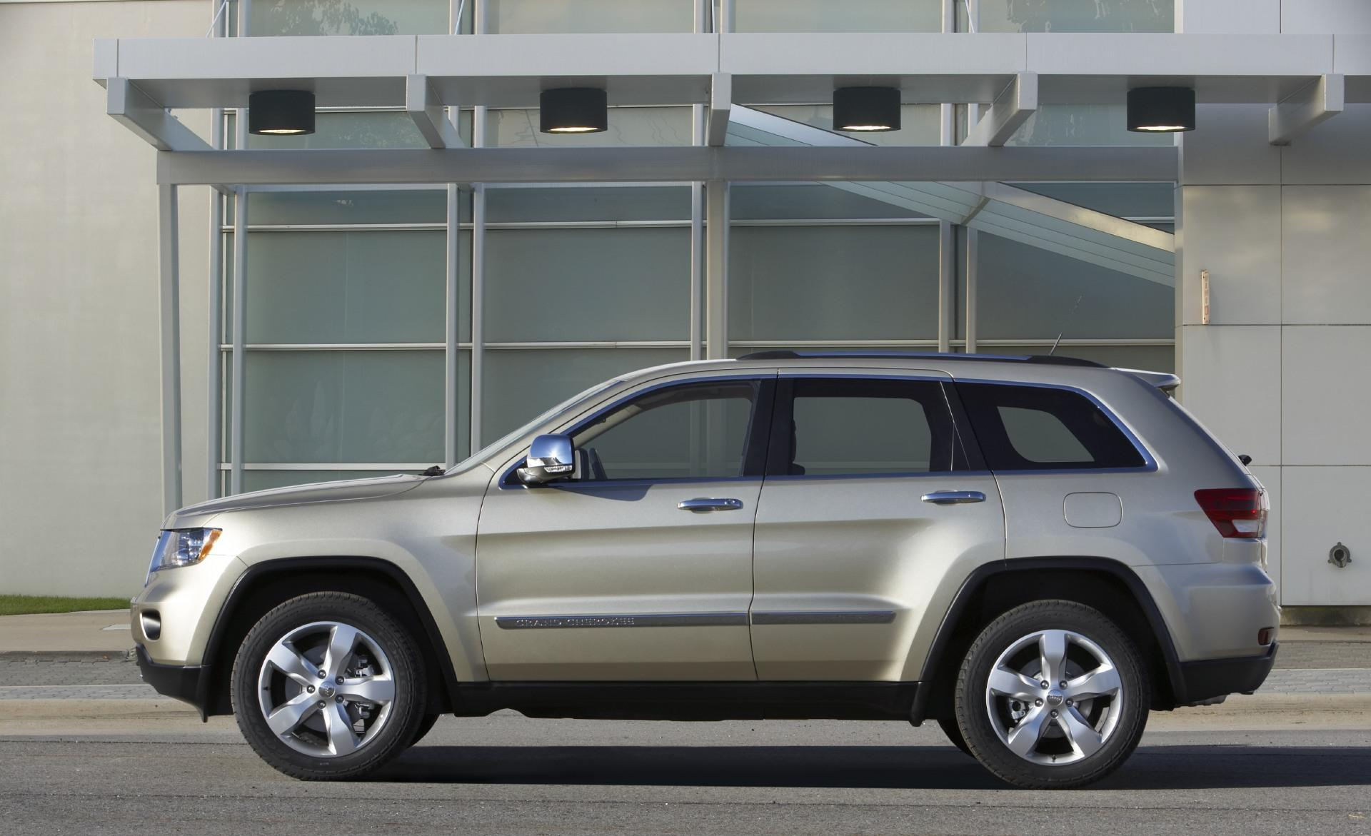 2011 Jeep Grand Cherokee News and Information