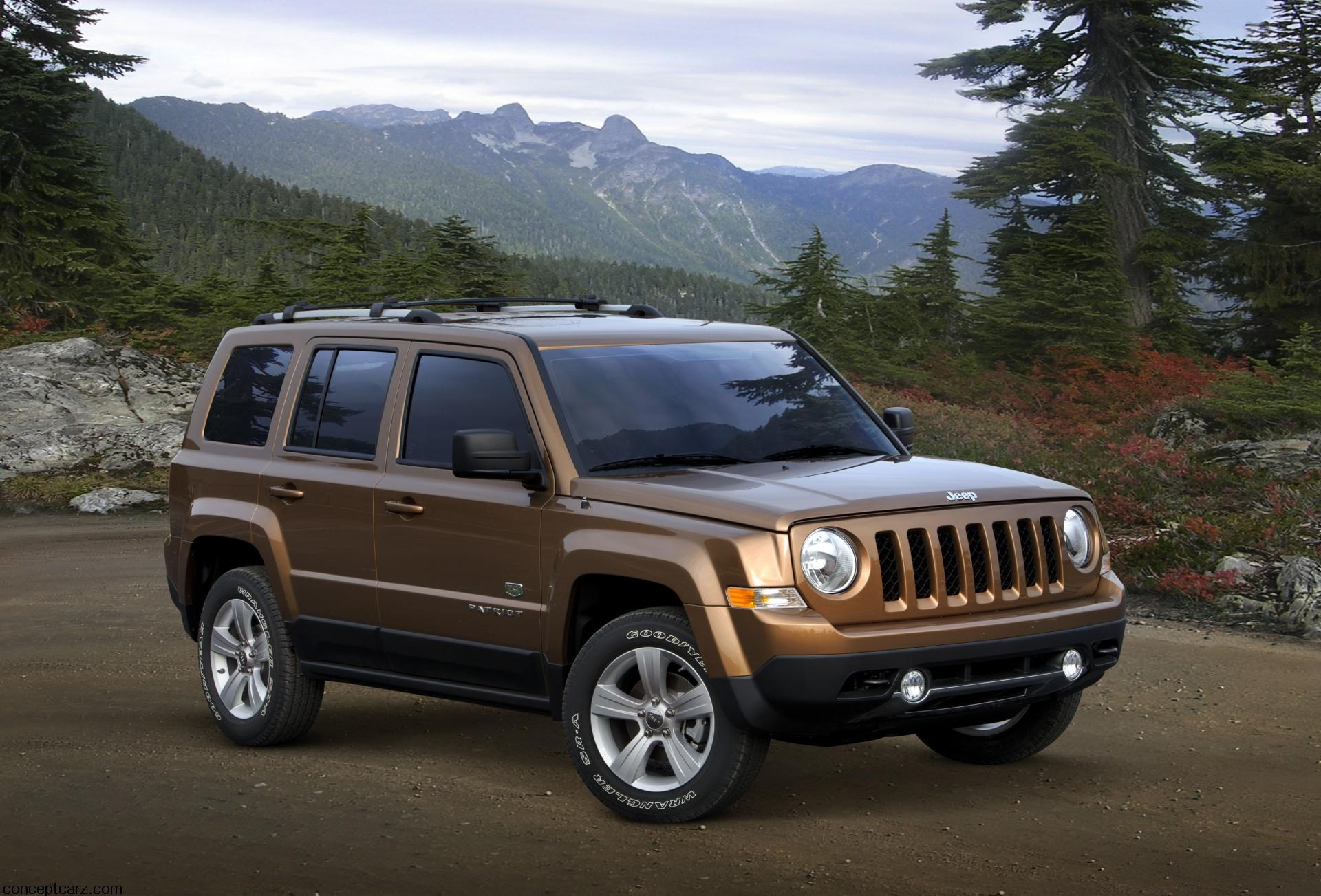 2011 Jeep Patriot 70th Anniversary Edition News And