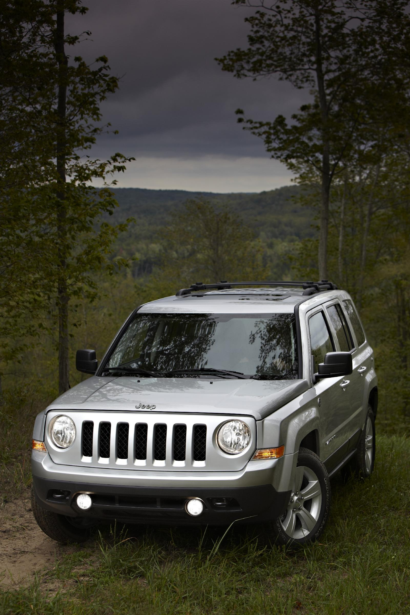 2011 Jeep Patriot