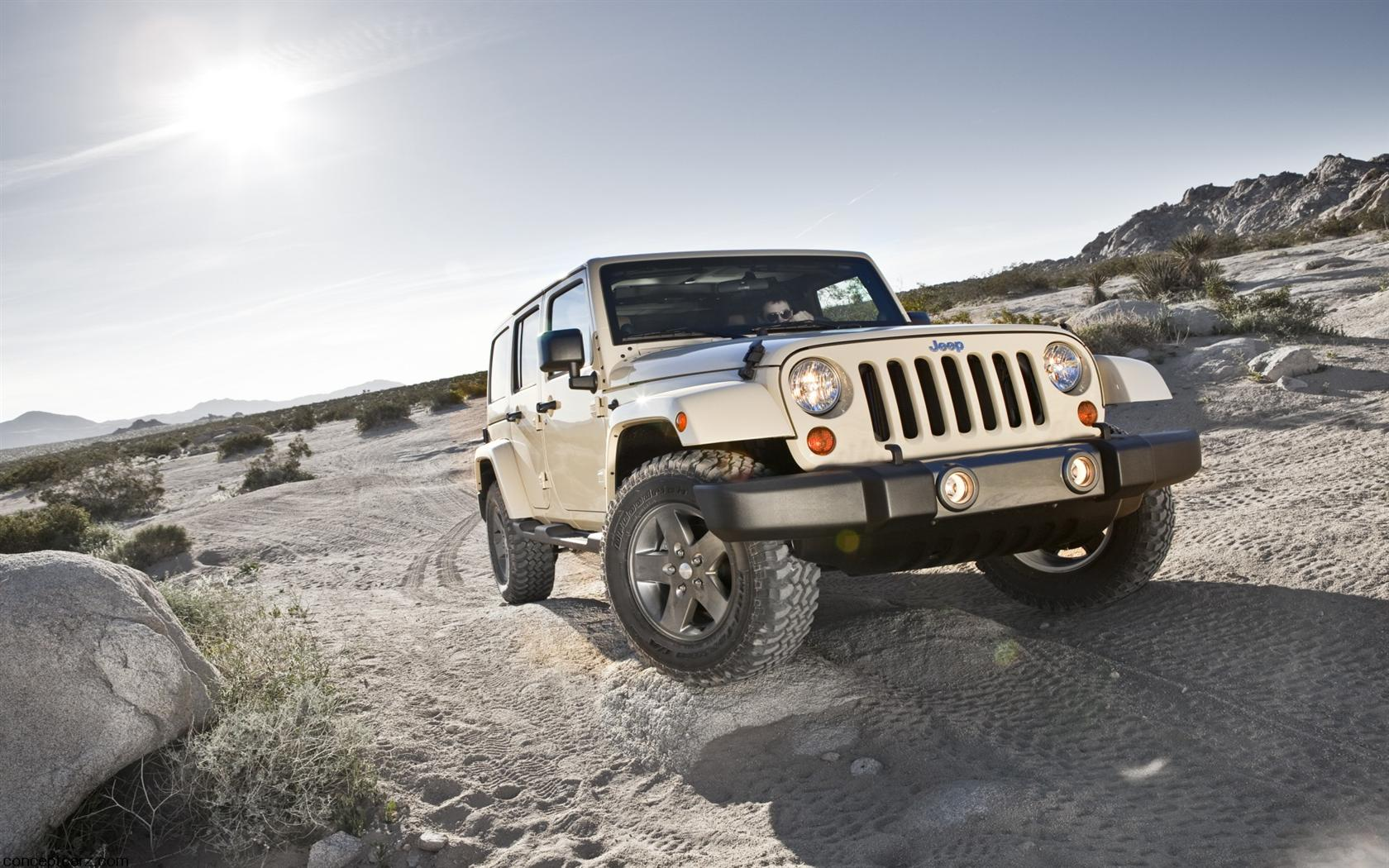 2011 Jeep Wrangler Mojave Edition