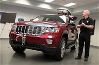 2012 Jeep Grand Cherokee Half & Half image.