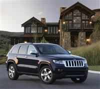 Jeep Grand Cherokee Monthly Sales