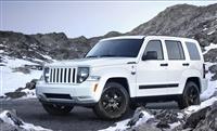 2012 Jeep Liberty Arctic image.