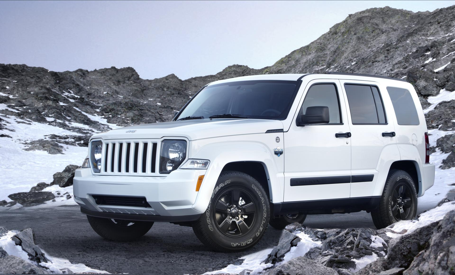 2012 Jeep Liberty Arctic News and Information