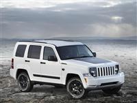 2012 Jeep Liberty Arctic
