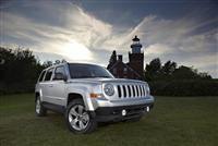 2012 Jeep Patriot image.