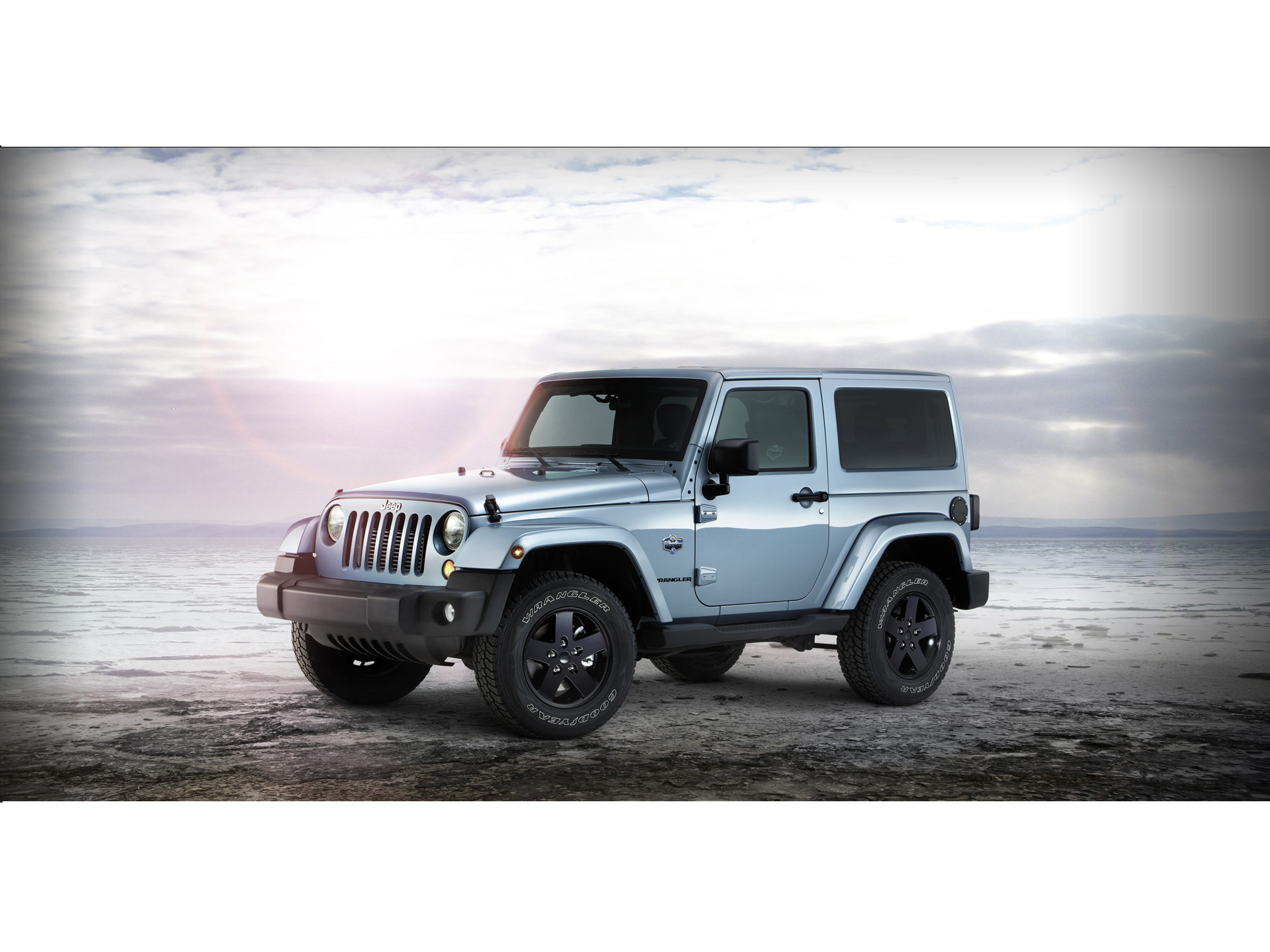 2012 Jeep Wrangler Arctic Edition News and Information