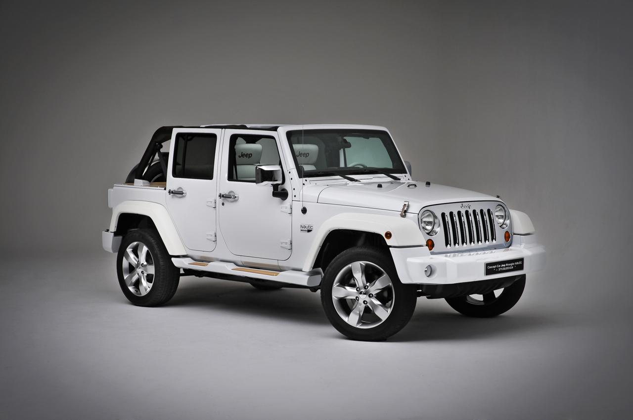 2012 Jeep Wrangler Nautic Concept News And Information