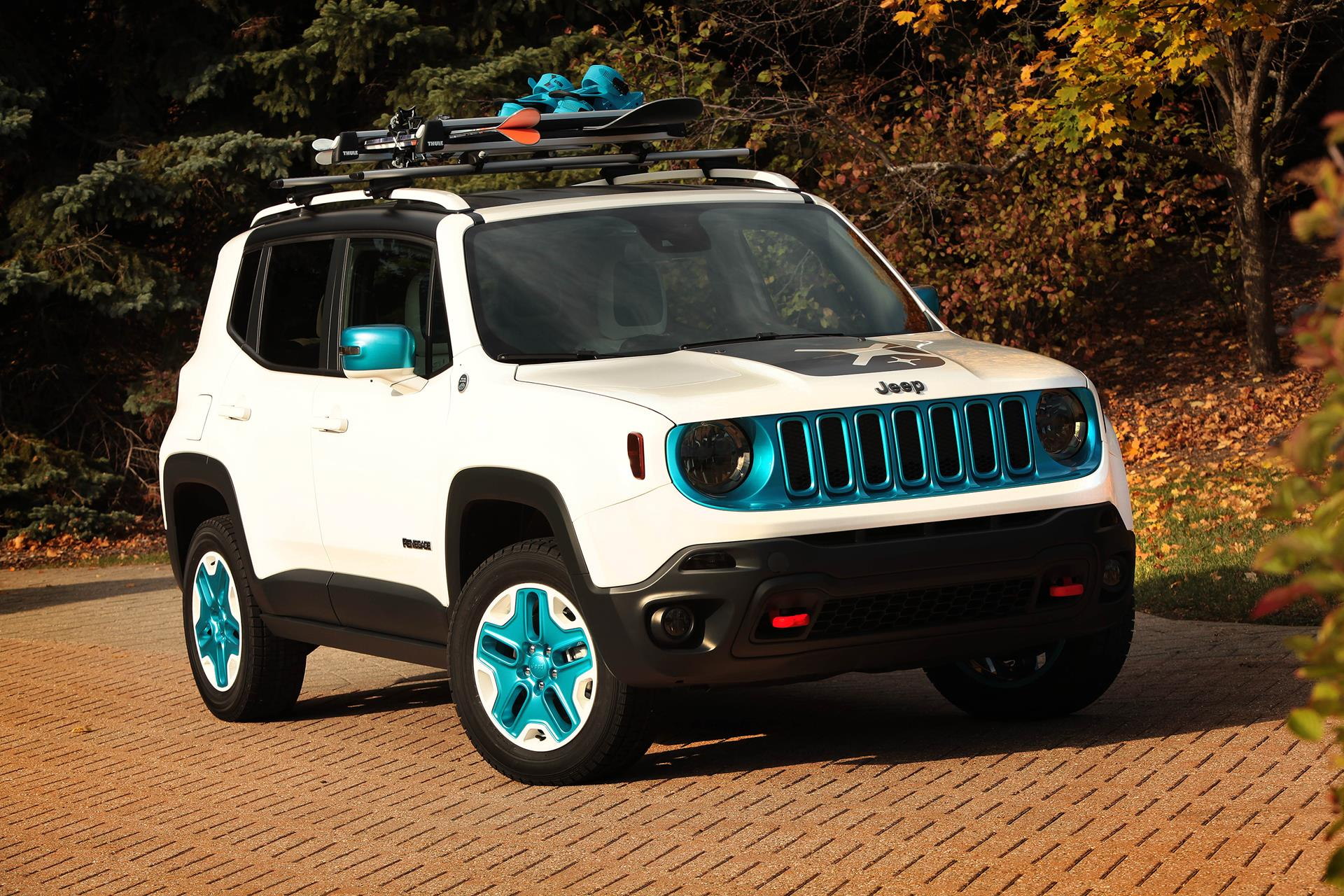 2014 Jeep Renegade Frostbite News And Information