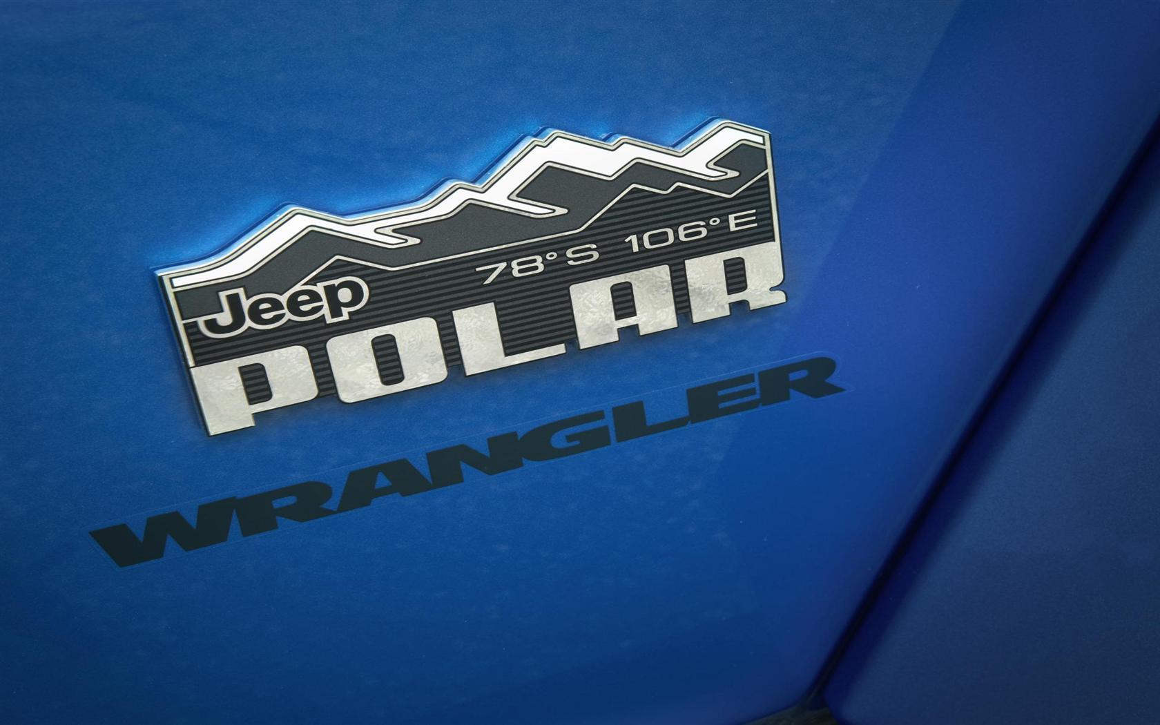 2014 Jeep Wrangler Polar Edition