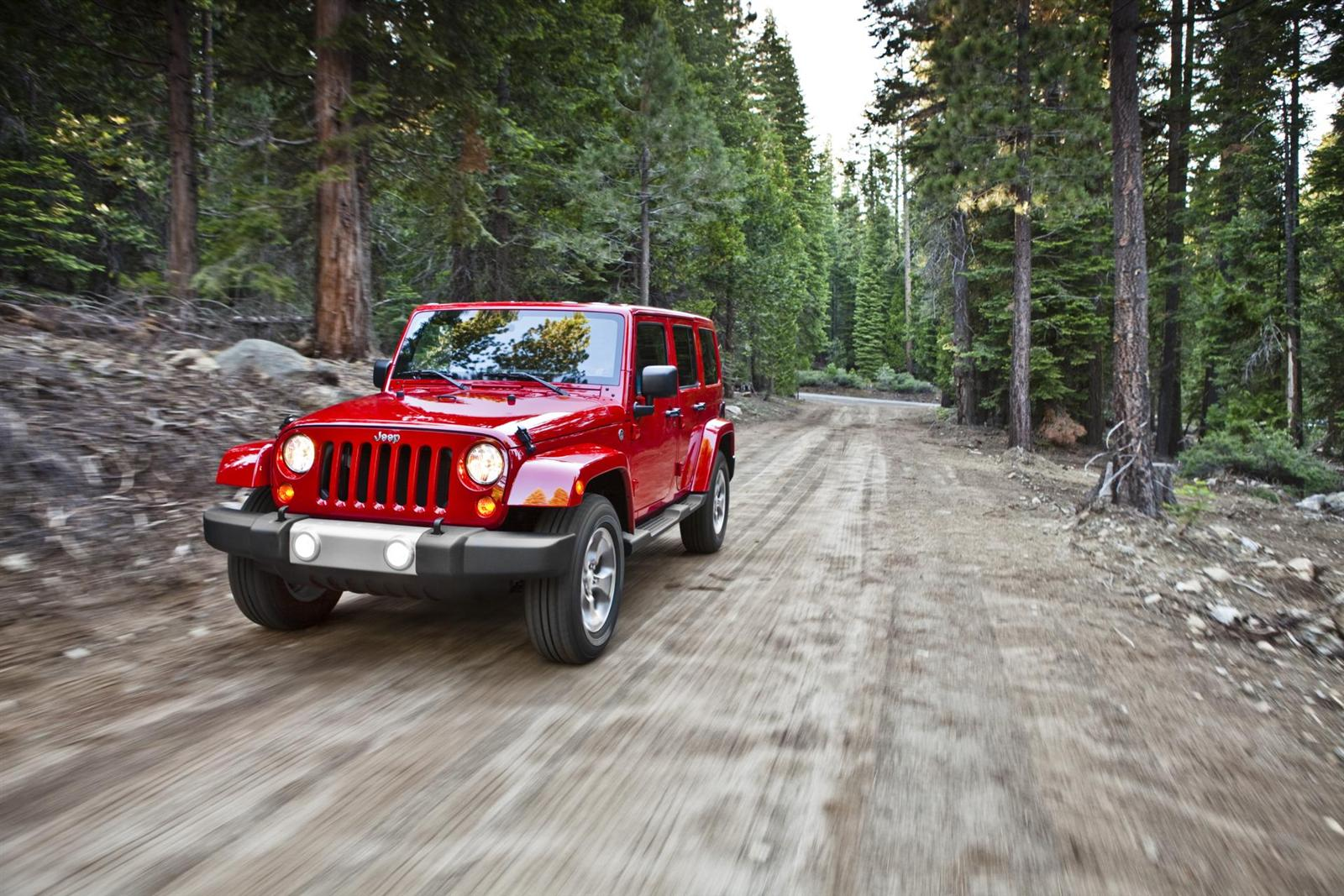 2014 Jeep Wrangler Unlimited