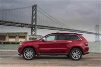 Jeep Grand Cherokee Monthly Vehicle Sales