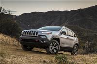 Jeep Cherokee Monthly Vehicle Sales