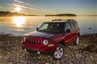 2015 Jeep Patriot image.