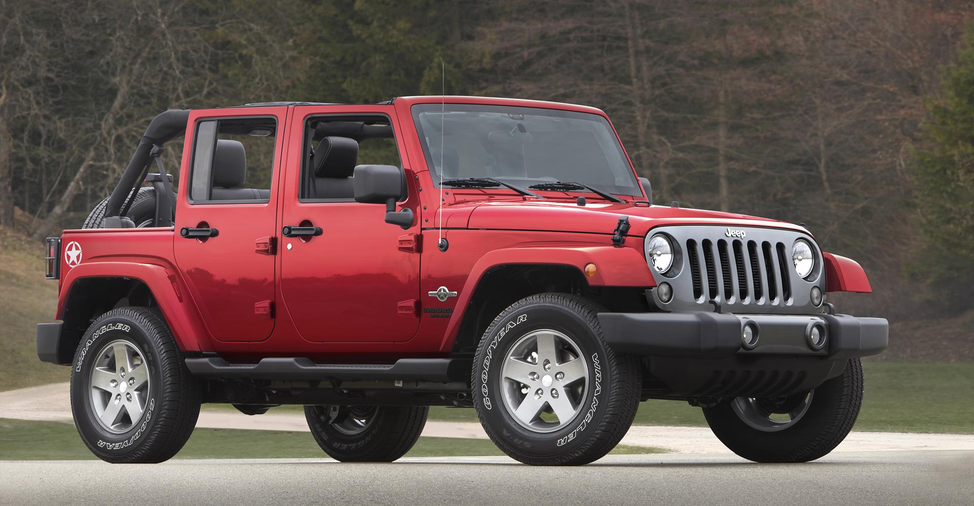 2015 Jeep Wrangler Unlimited News and Information