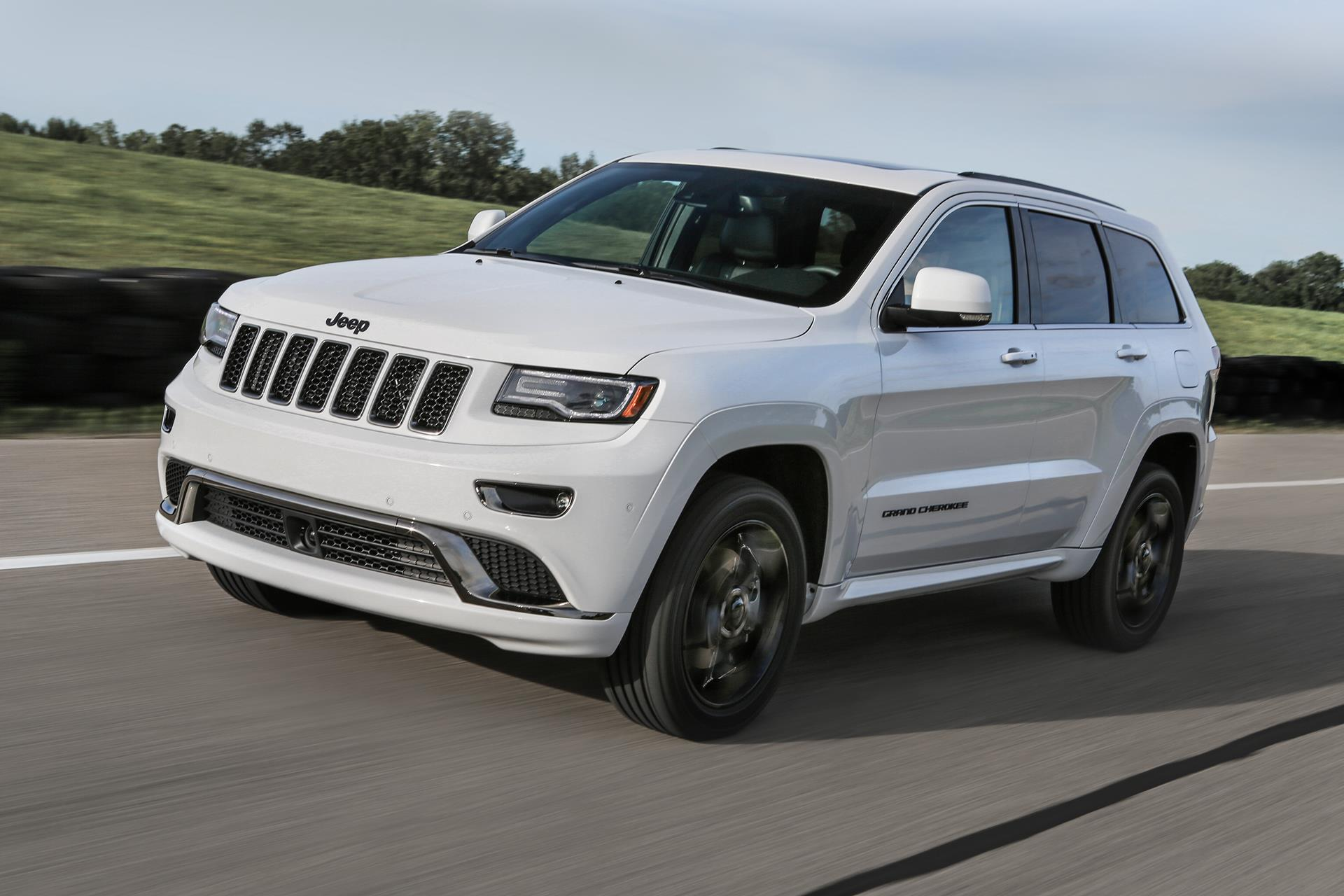 2016 Jeep Grand Cherokee News and Information ...