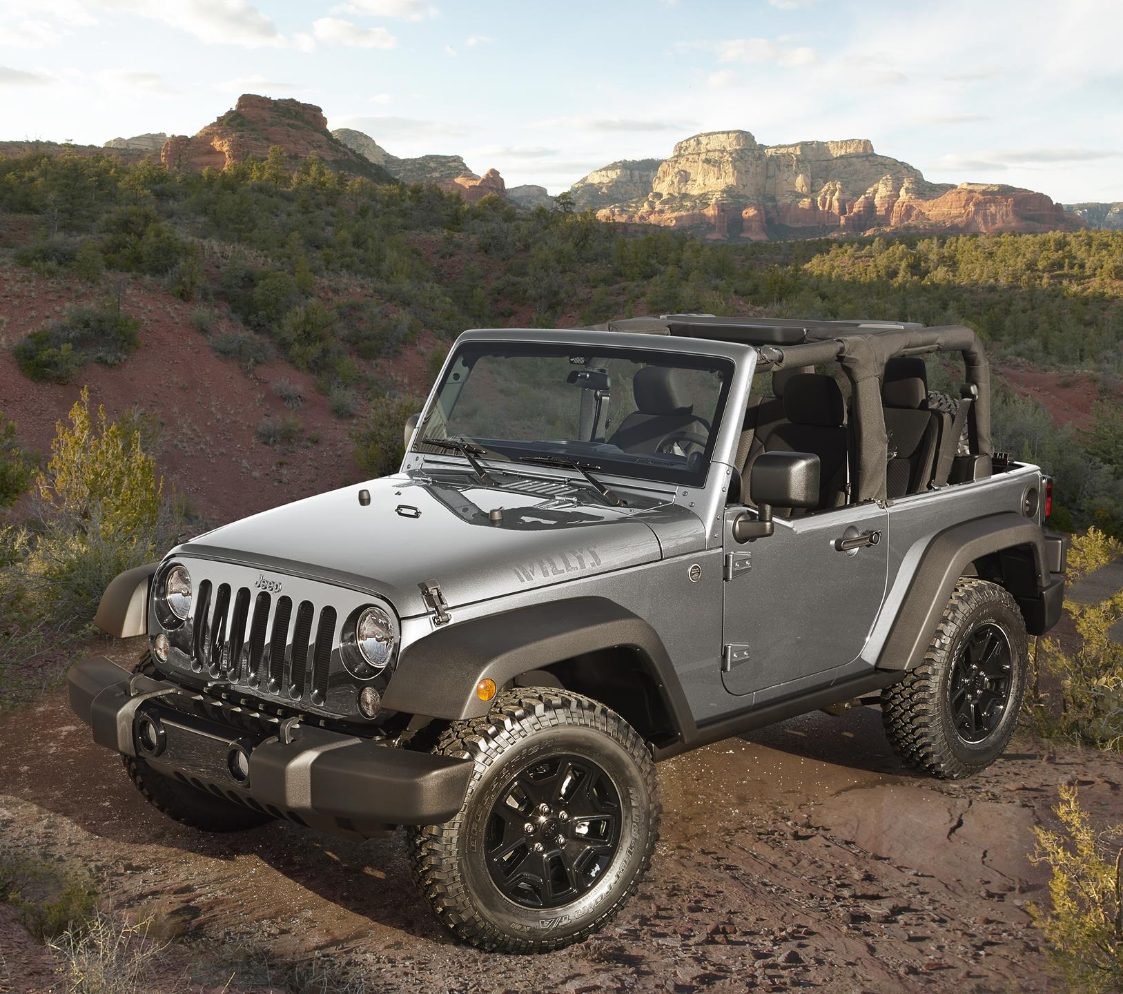 2016 Jeep Wrangler News and Information
