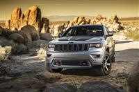 2017 Jeep Grand Cherokee image.