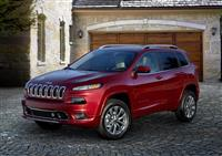 Jeep Cherokee Monthly Sales