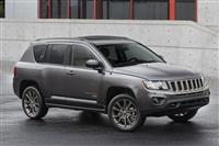 Jeep Compass Monthly Vehicle Sales