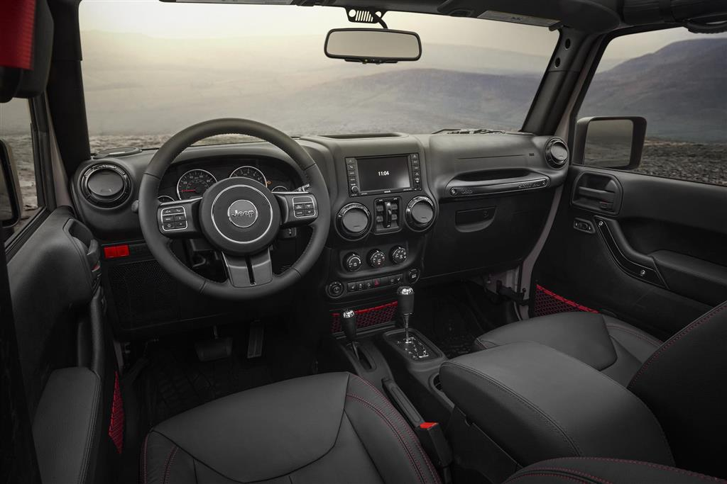 2017 Jeep Wrangler Unlimited Rubicon Recon News And Information