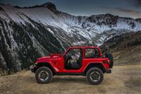 Image of the Wrangler