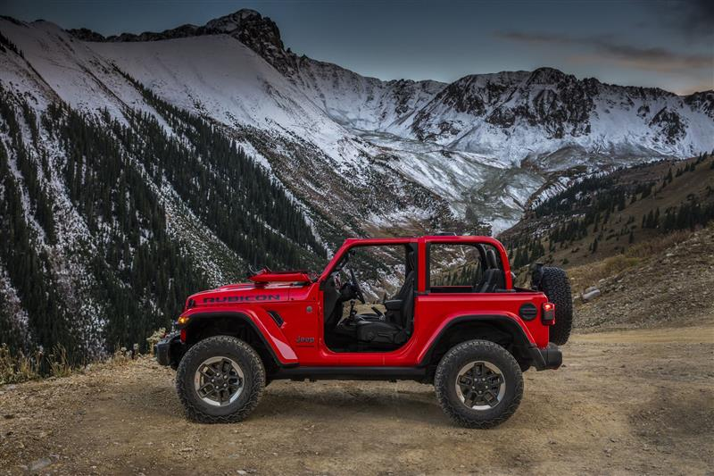 Jeep Wrangler pictures and wallpaper