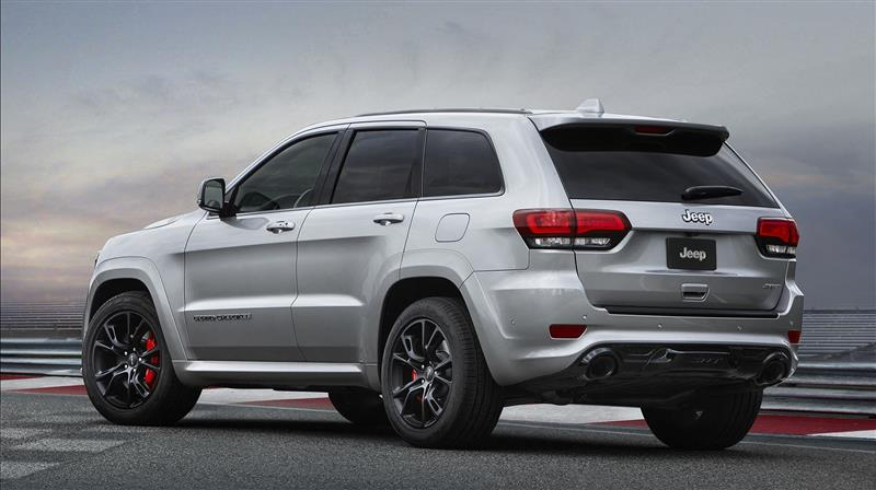 2018 Jeep Grand Cherokee Srt >> 2018 Jeep Grand Cherokee Srt Images Conceptcarz Com