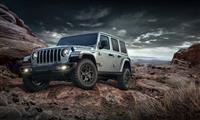 Popular 2018 Jeep Wrangler Moab Edition Wallpaper