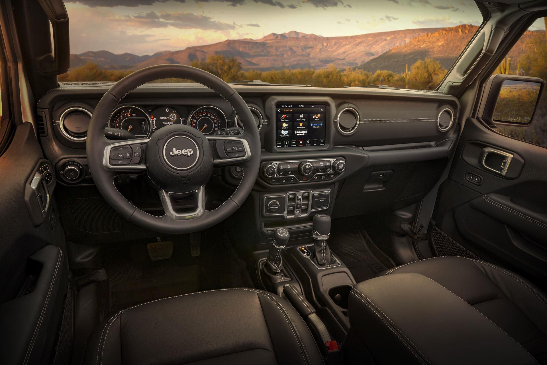 2018 Jeep Wrangler Moab Edition