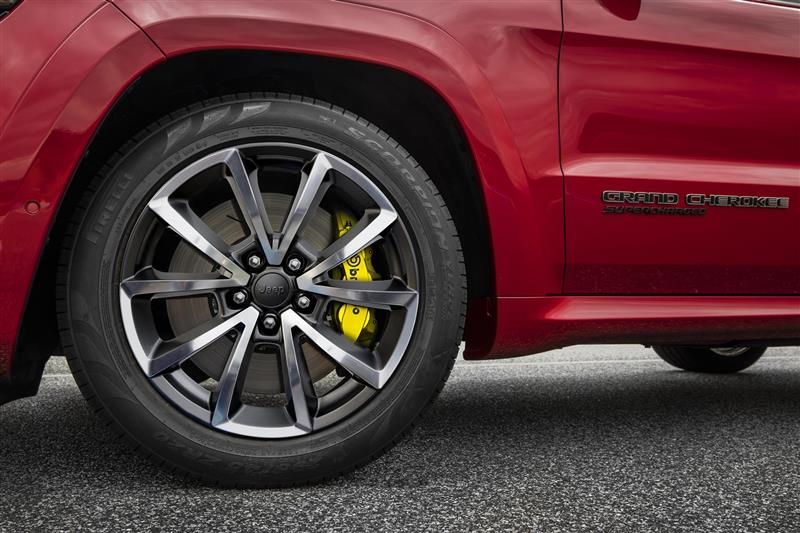 2018 Jeep Grand Cherokee Trackhawk News And Information
