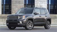 Popular 2019 Jeep Renegade Wallpaper
