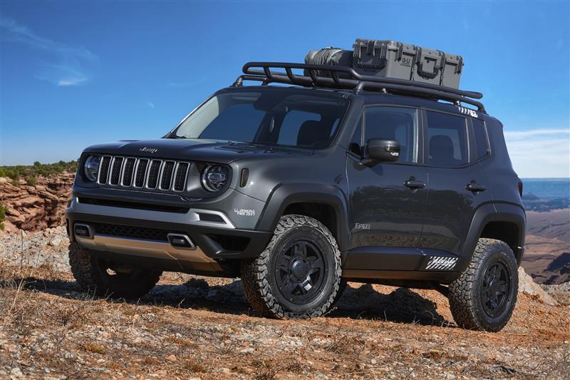 2018 Jeep B-Ute Concept
