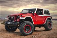 Popular 2018 Jeep Jeepster Concept Wallpaper