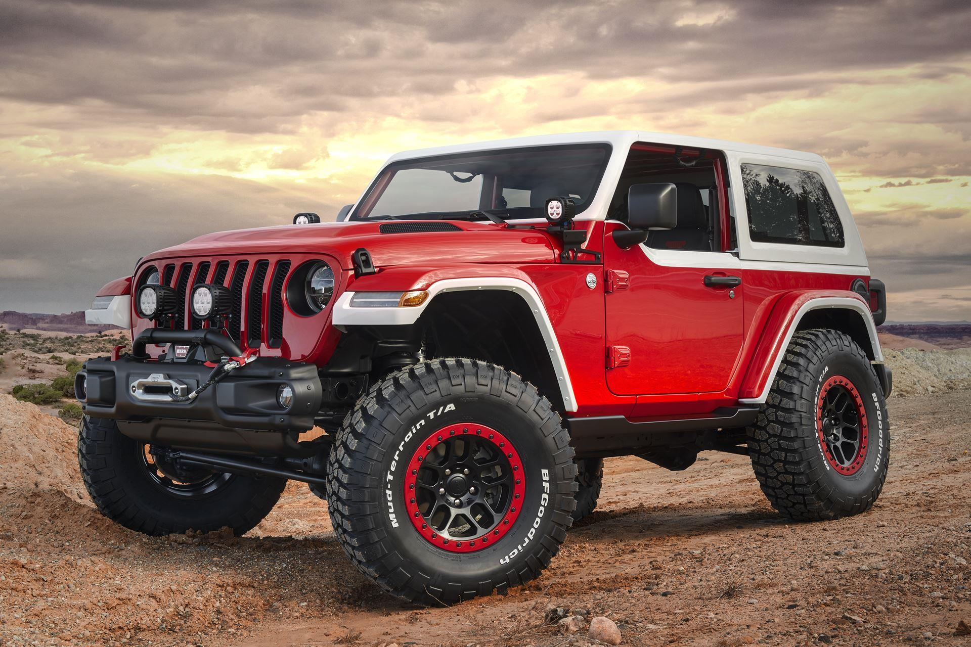 Jeep Jeepster 2020