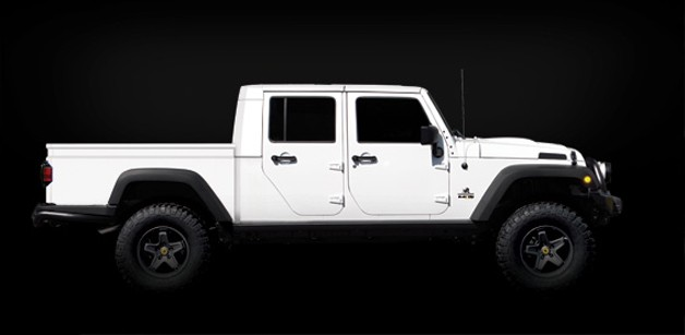 Jeep Brute Price >> 2011 Jeep Wrangler AEV Brute Double Cab News and Information