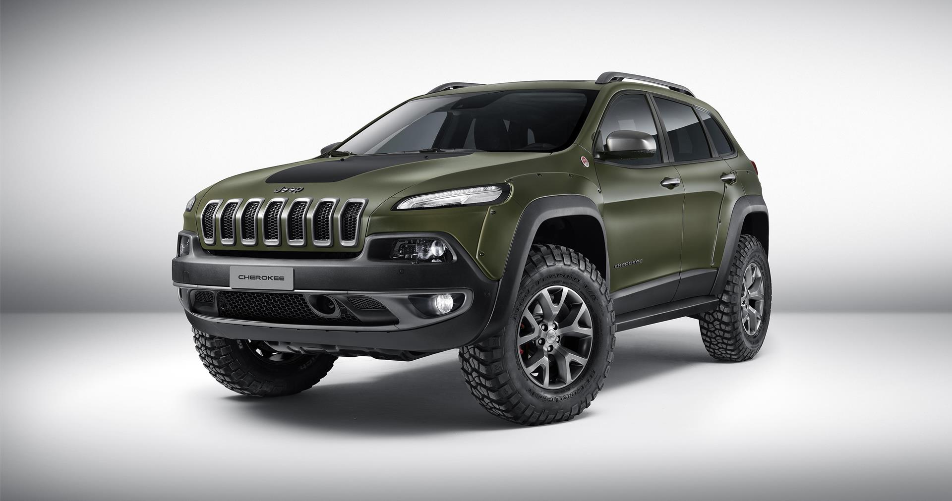2015 Jeep Cherokee KrawLer News and Information