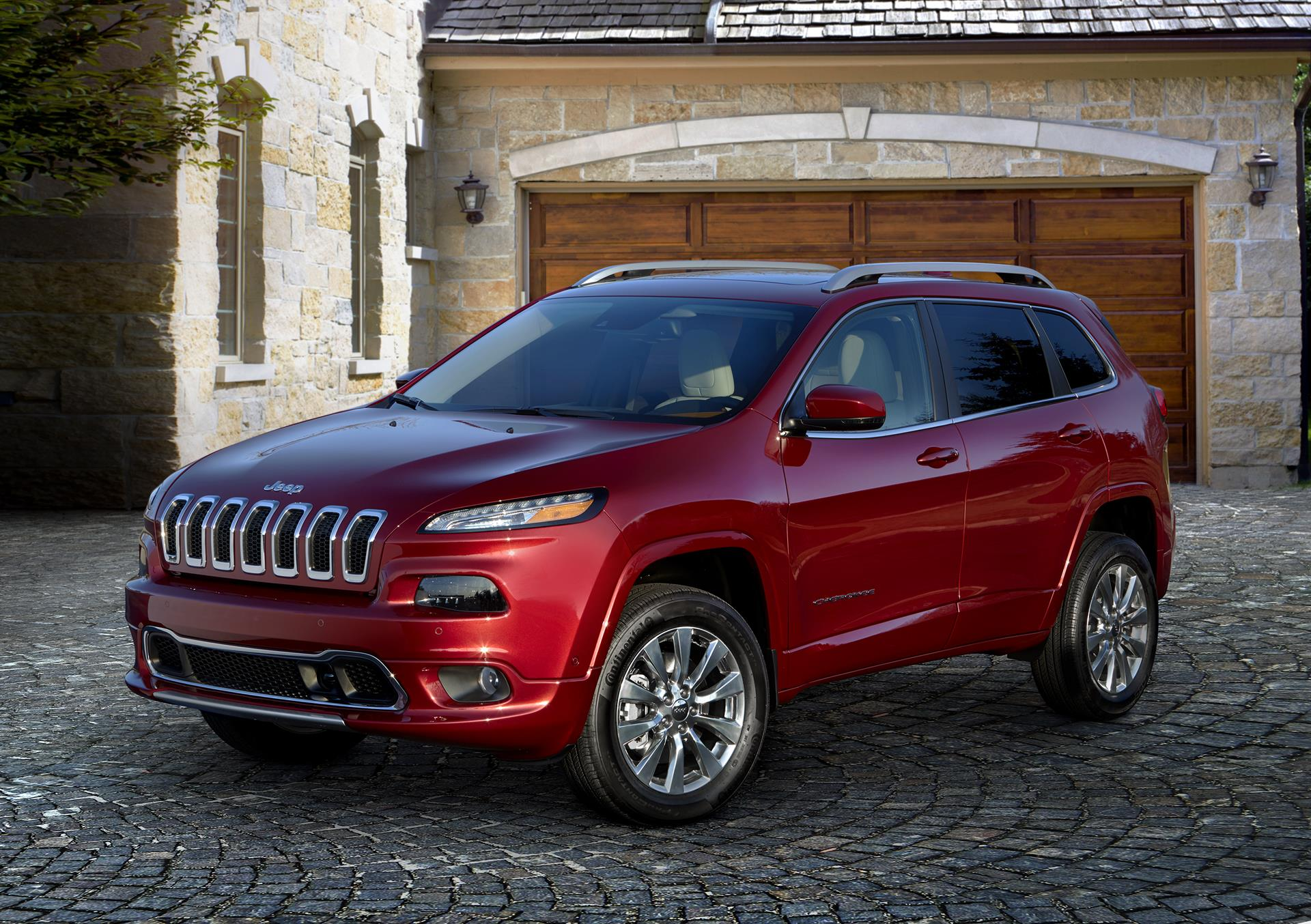 2016 Jeep Cherokee Overland News And Information