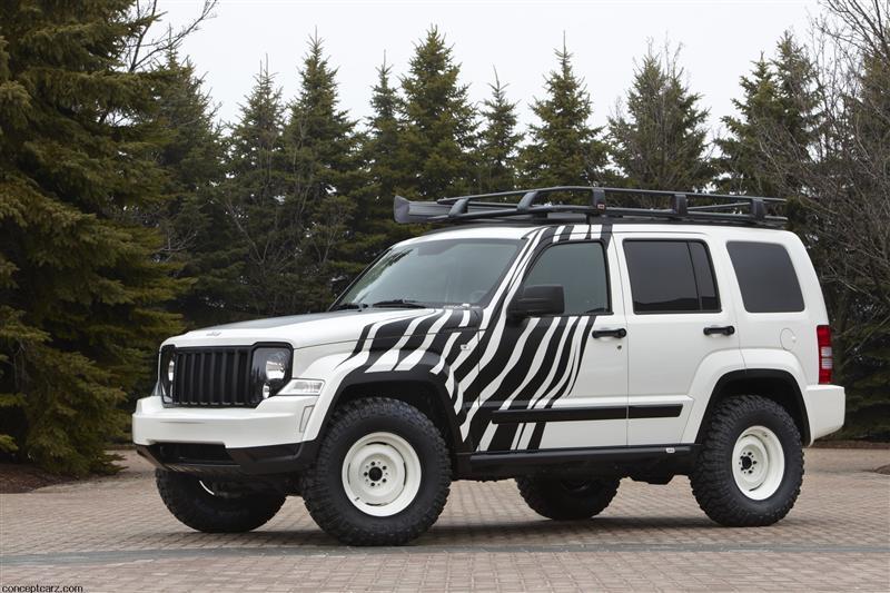 2011 Jeep Cherokee Overland