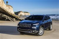 Jeep Cherokee Monthly Vehicle Sales