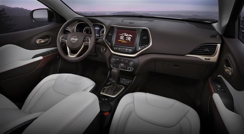 2014 Jeep Cherokee Sageland Design Concept