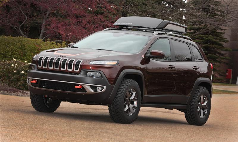 2014 Jeep Cherokee Trail Carver News And Information