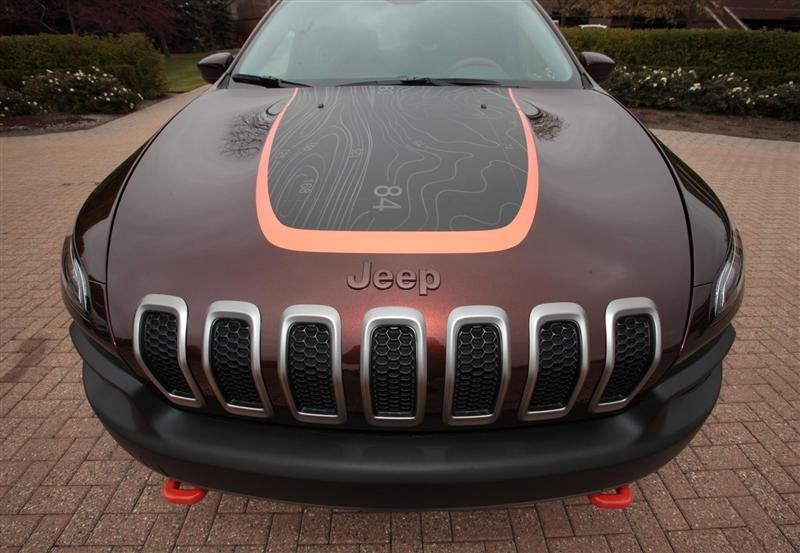 2014 Jeep Cherokee Trail Carver
