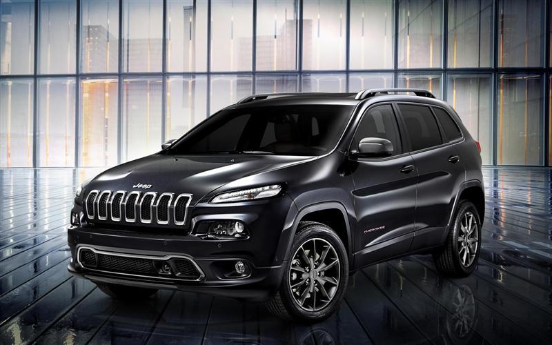 2014 Jeep Cherokee Urbane Design Concept