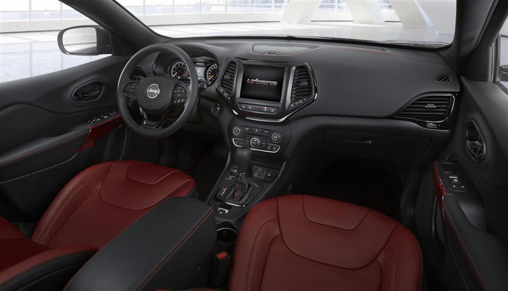 Auction Results And Sales Data For 2014 Jeep Cherokee Urbane Design