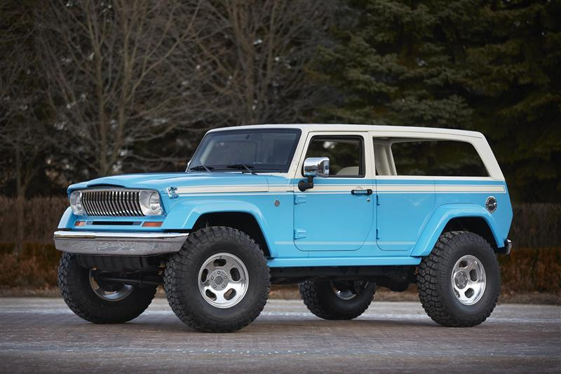 Jeep Chief Concept For Sale >> 2015 Jeep Chief Concept News And Information Research And Pricing
