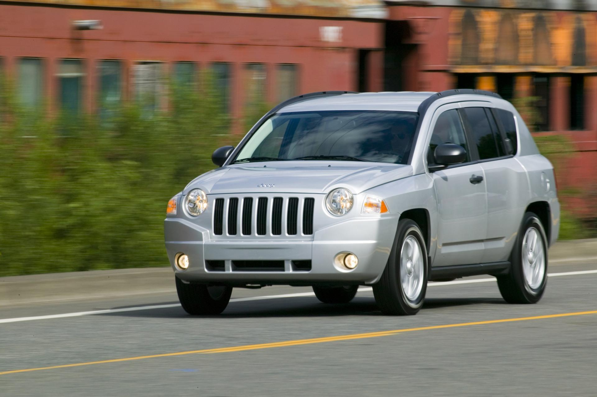 2009 Jeep Compass News And Information Conceptcarz Com