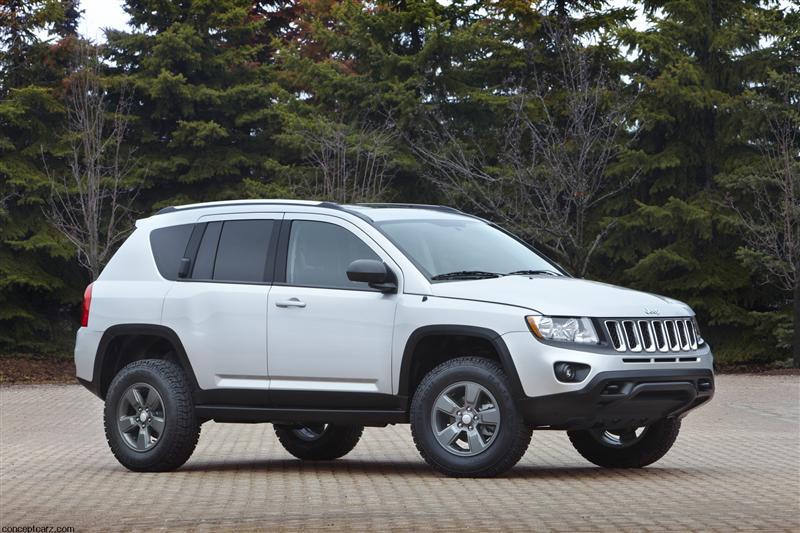 2011 Jeep Compass Canyon
