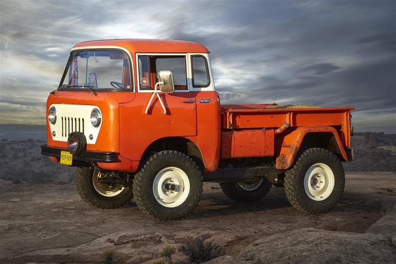 Jeep Concept 2016 >> 2016 Jeep Fc 150 Concept News And Information Research And History