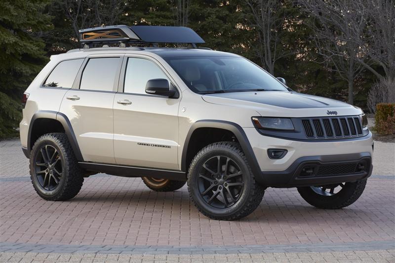 Jeep Grand Cherokee 2018 >> 2014 Jeep Grand Cherokee EcoDiesel Trail Warrior Image. Photo 8 of 8